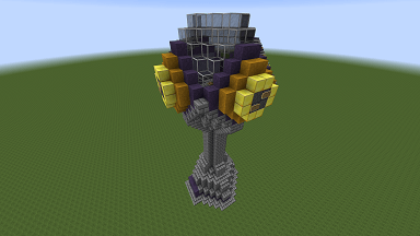 Minecraft Civcraft Cultist Arrow Tower