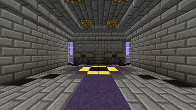 Minecraft Civcraft Cultist Bank Inside View