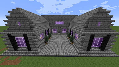 Minecraft Civcraft Cultist Barracks