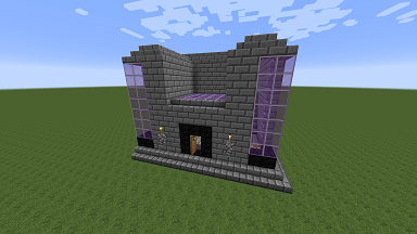 Minecraft Civcraft Cultist Cottage