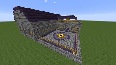 Minecraft Civcraft Cultist Stable
