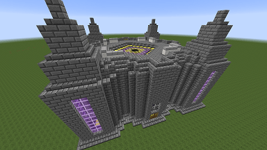 Minecraft Civcraft Cultist Temple