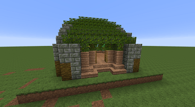 Minecraft Civcraft Elven Bank