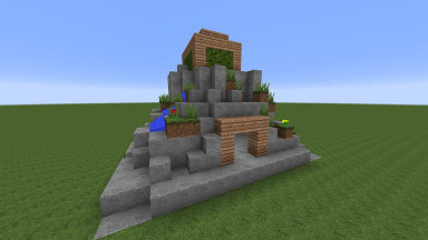 Minecraft Civcraft Elven Mine