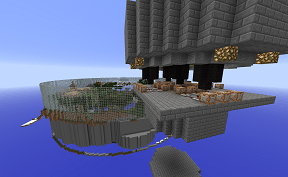 Arena Redstone and Command Blocks in our Minecraft Server