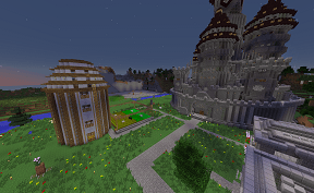 Minecraft Civcraft Another Capitol