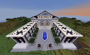 Minecraft Civcraft Great Library