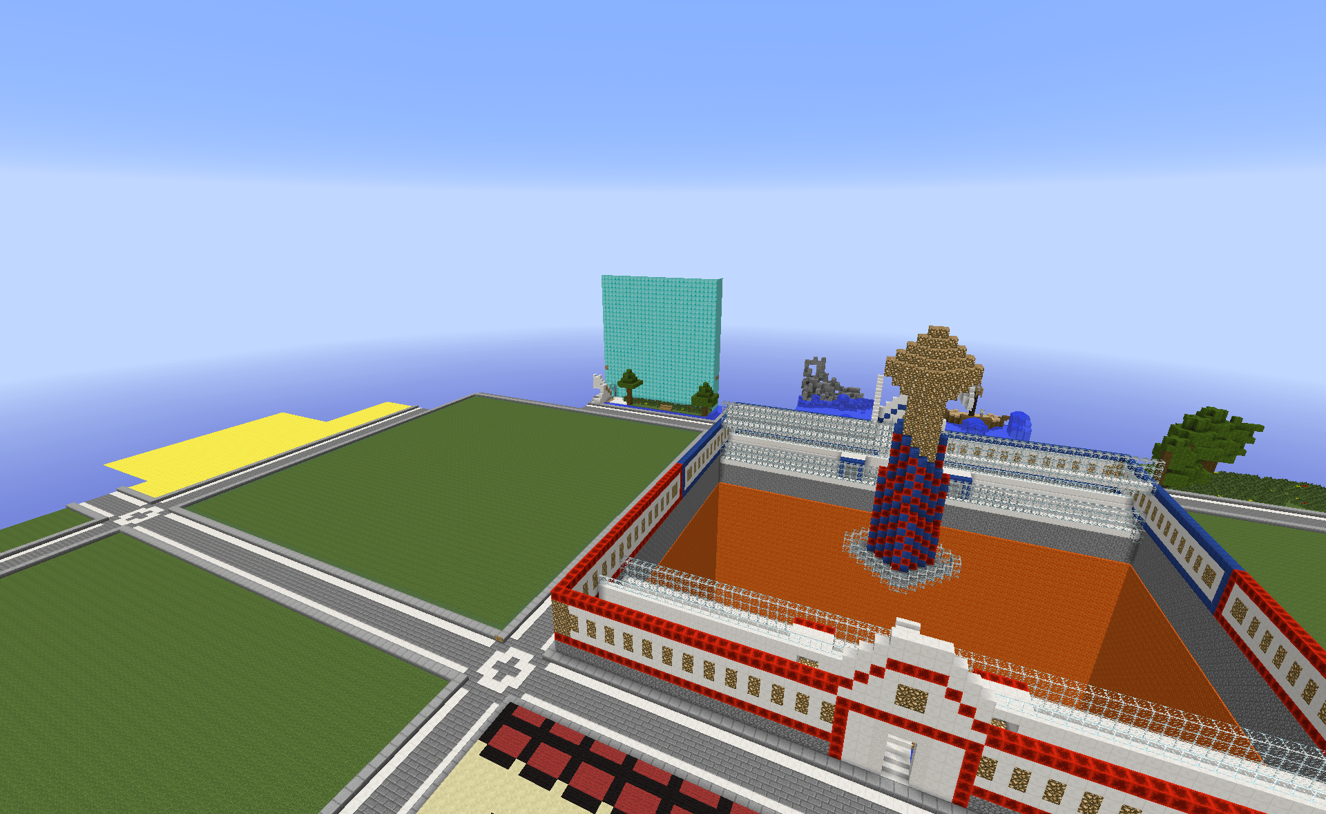 Ajax arena minecraft server