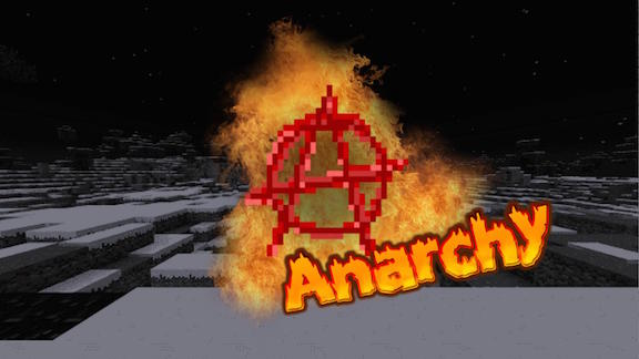 Vanilla Anarchy Minecraft Server Wasteland