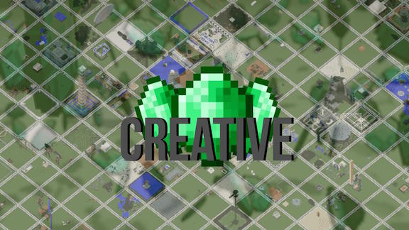 Creative Plots Minecraft Server