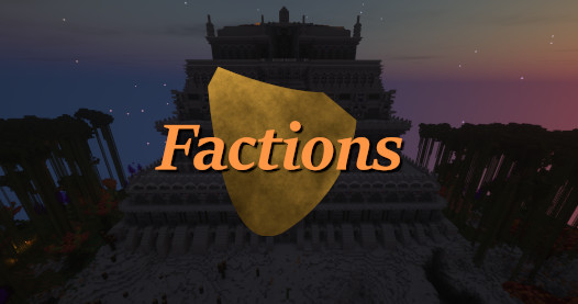 Faction PVP Minecraft Server Spawn