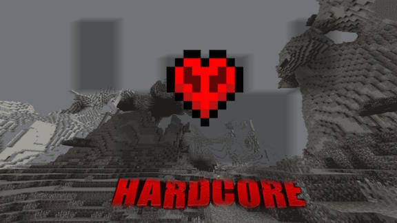 Hardcore Minecraft Server